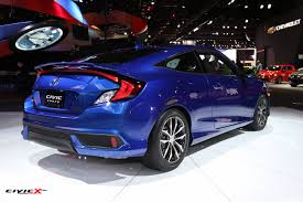 honda civic 2016 coupe 2016 civic coupe detroit auto show 2016 honda civic forum