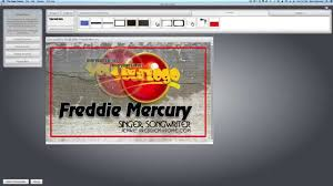 Business Card Printing Software Printing With The Business Card Creator Software Youtube