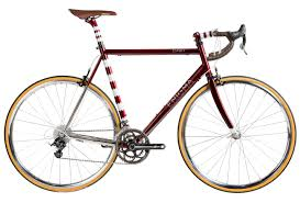 Frame Esprit enigma esprit 3al 2 5v classiclly styled titanium road bike