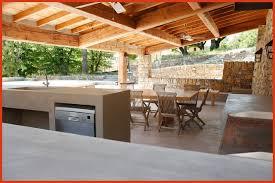 cuisine exterieure beton cuisine exterieure beton best of cuisine d extérieur en béton ciré