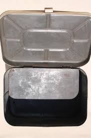 metal bread box tin u0026 kitchen canisters retro fixer uppers to