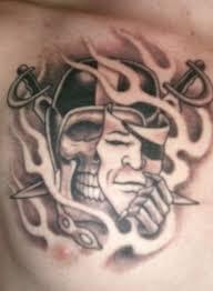 raiders tattoo