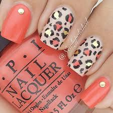 Nail Designs Cheetah Leopard Nail Design Graham
