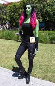 gamora costume gamora bae and taps
