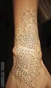 arti tato bulu merak rose watercolor lace tattoo ink pinterest