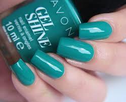 new avon gel finish shades topcoat glitterfingersss in english