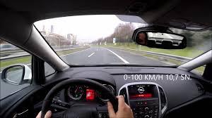 opel sedan 2016 opel astra sedan 1 6 cdti 136 hp 6at 0 150 km h hızlanma