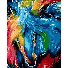 au diy 108 types paint by numbers kits