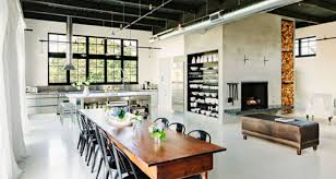 industrial interior design ideas