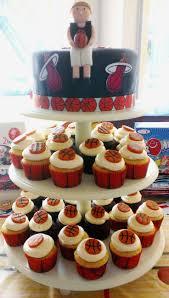 993 best heat nation images on pinterest miami heat miami heat cupcakes
