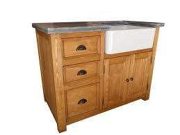 meuble de cuisine en bois massif meuble evier de cuisine en pin