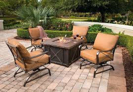 Fire Pit Chairs Lowes - fire pits full size of coffee round gas fire pit table chairs