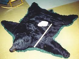 Taxidermy Bear Rug Rugs