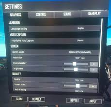 pubg exploits xbox one pubg players on xbox one uncover a graphics menu with settings on