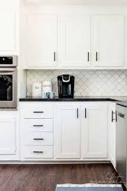 kitchen without cabinets how update your kitchen without remodeling kate