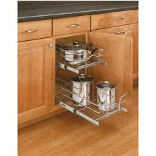 Pullouts For Kitchen Cabinets Kitchen Base Cabinet Pull Outs Shelving Storage For New Home Ideas