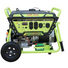 champion power equipment 7 500 watt gasoline powered electric