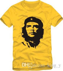 che guevara t shirt 2017 summer fashion che guevara t shirt cotton cool high