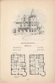 Victorian Home Floor Plan 268 Best Vintage Home Plans Images On Pinterest Vintage Houses