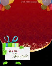 send invitation for birthday party cards and printouts wish or