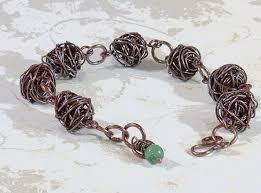 make bracelet beading wire images Make yourself wire wrapped beads tutorials the beading gem 39 s journal jpg