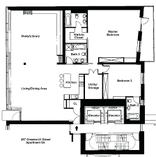 nyc brownstone floor plans apartment unit floor plans theapartmentapartment new york typical