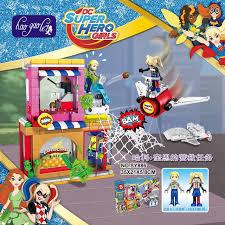 aliexpress com buy sy886 building blocks bricks super hero girls