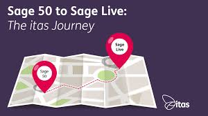 sage 50 to sage live the itas journey