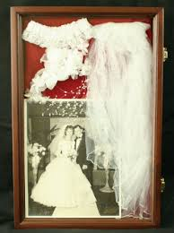 wedding dress shadow box wedding dress shadow box wedding keepsake shadow box wedding