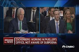 How To Use Memes On Facebook - zuckerberg in joint senate committee hearing no facebook user dropoff
