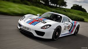 porsche 918 wallpaper porsche 918 spyder prototype in martini racing design front hd
