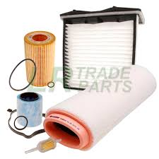 Filter Land Rover Freelander Td4 Full Service Filter Kit Air Oil