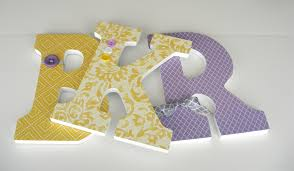 letter s wall decor baby name letters lavender and yellow nursery decor purple