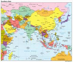 Map Of Asia Labeled by Asia Maps Beauteous Map Of Aisa Thefoodtourist