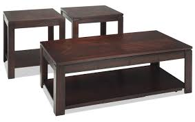 beautiful coffee tables tracy coffee table set bob s discount furniture