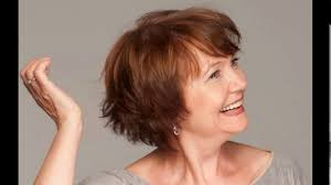 short haircuts for older women with fine hair short haircuts for fine hair older women youtube