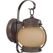 Porch Sconce Photocell Included Outdoor Wall Lighting You U0027ll Love Wayfair