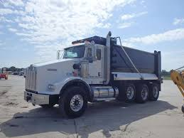 kenworth heavy haul for sale 2013 kenworth t800 dump truck for sale 29 375 miles morris il