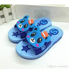 new design summer children shoes boys slippers