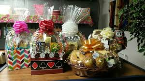 gift packages all in a basket offering gift baskets for birthday get well