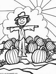 Halloween Coloring Pages Preschoolers by