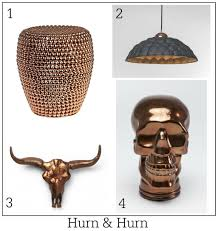 Copper Decorations Home 100 Ways To Use Copper In Your Home