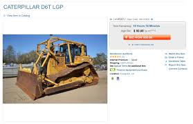 this 250 000 caterpillar bulldozer can be yours for the low low