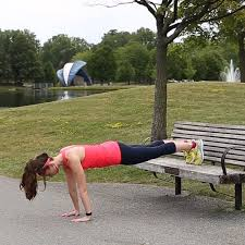 Park Bench Position The Ultimate Park Bench Workout