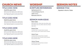 church bulletin templates tryprodermagenix org