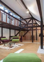a renovated loft in bucharest by tecon