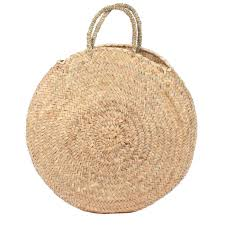 large round woven basket round designs