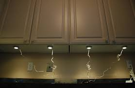 Kitchen Cabinet Undermount Lighting by Our Tiny Oak Park Bungalow Under Cabinet Lighting
