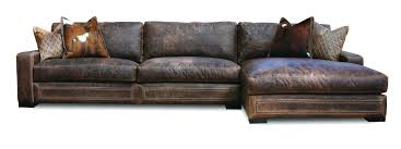Leather Sectional Sofa Sleeper Leather Sectional Sofa Sleepers Sectiona Recyner Chocoate Tabe Wa