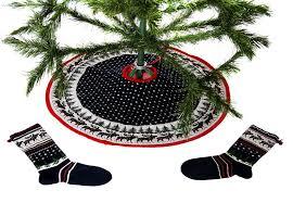 brown christmas tree skirt christmas tree skirt brown moose jpg m 1363933973